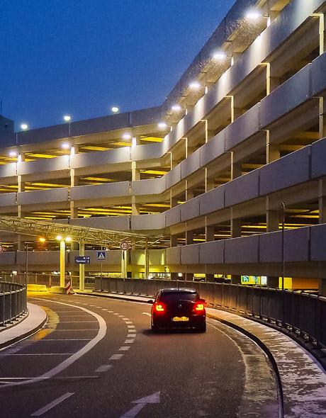 empresa administradora de estacionamentos